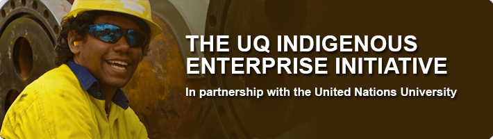 Indigenous enterprise initiative