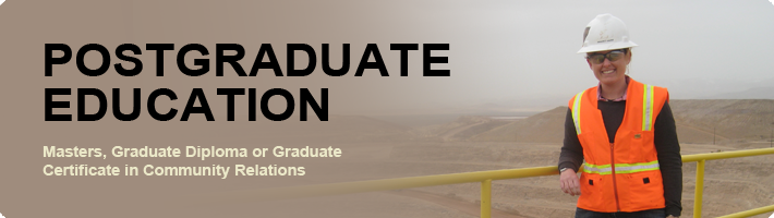 View our postgraduate education opportunities
