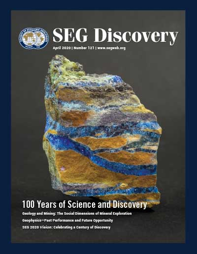 The social dimensions of mineral exploration