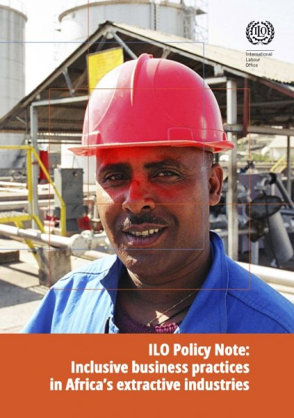 ILO Policy Note: Inclusive business practices in Africa's extractive industries