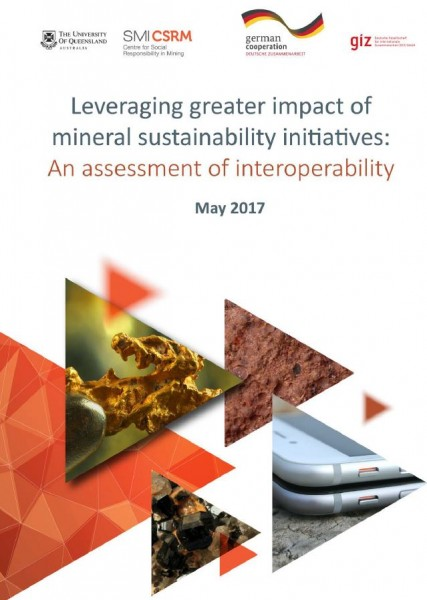 Leveraging greater impact of mineral sustainability initiatives: An assessment of interoperability