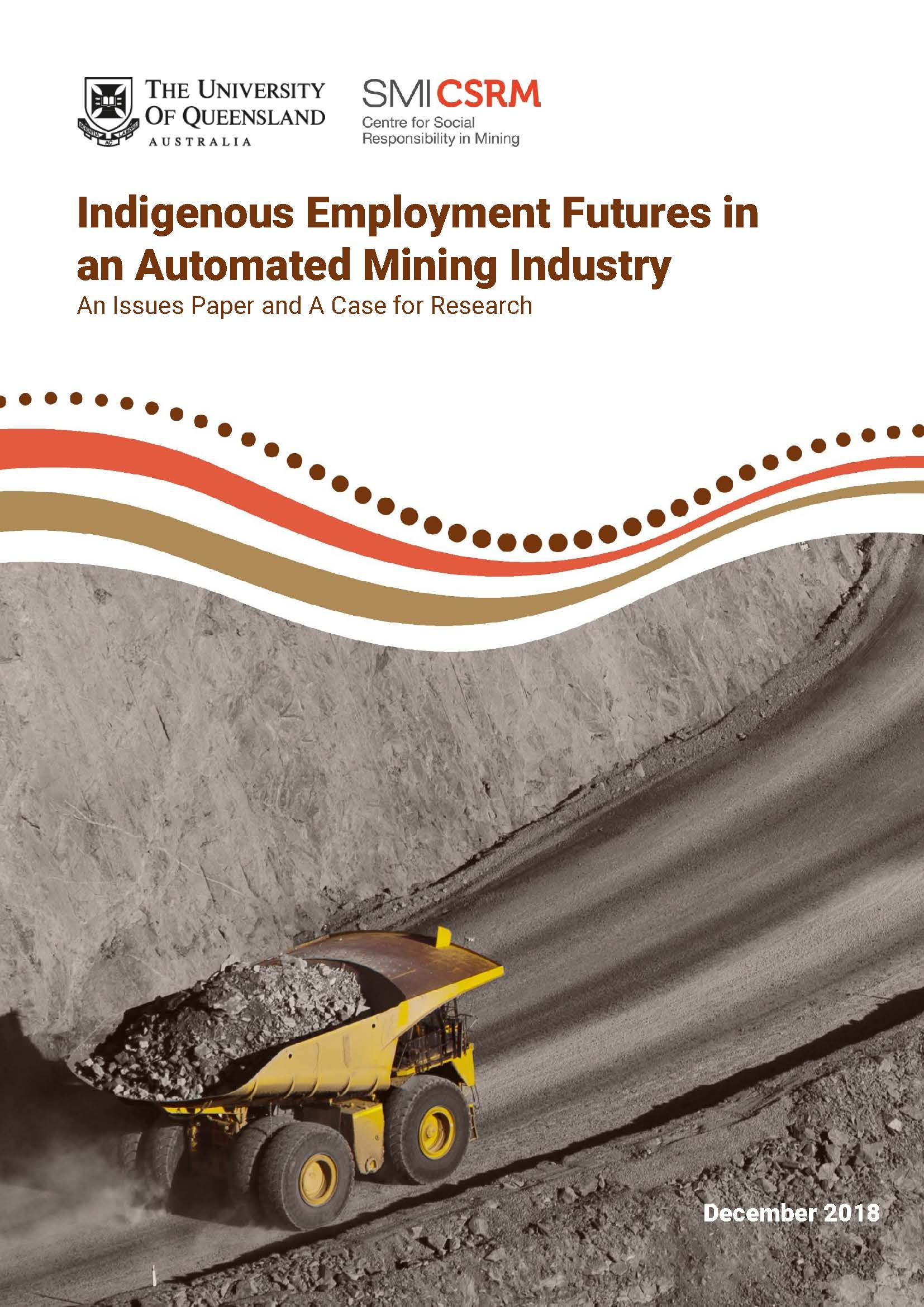 Indigenous employment futures in an automated mining industry