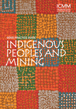 Indigenous Peoples and Mining Cover