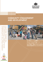 Community Engagement and Development Cover