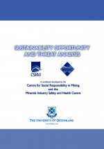 Sustainability Opportunity and Threat Analysis Cover