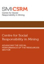 A Sourcebook of Community Impact Monitoring Measures for the Australian Coal Mining Industry Cover