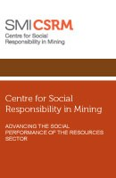 Developing a Community Impacts Monitoring and Management Strategy: A Guidance Document for Australian Coal Mining Operations