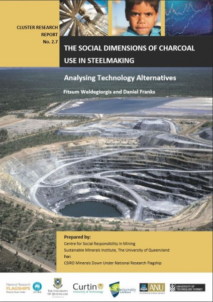 The Social Dimensions of Charcoal use in Steelmaking