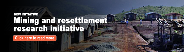 Mining Induced Displacement and Resettlement Portal